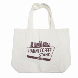 HAUNT COFFEE STAND  by HELMS ハウント コーヒー スタンド バイ ヘルム トートバッグ