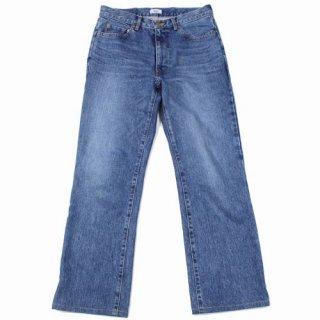 Allege. アレッジ 20AW 5P Flare Denim Pants フレア デニムパンツ
