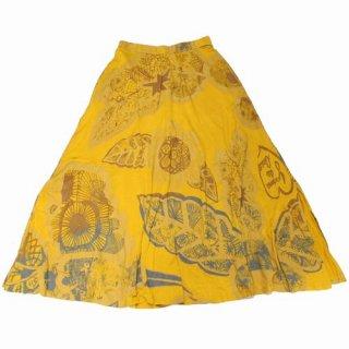 Juana de Arco ホアナ デ アルコ ポケット付きマキシスカート