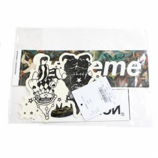 Supreme × UNDERCOVER 16AW  Sticker Set ステッカーセット