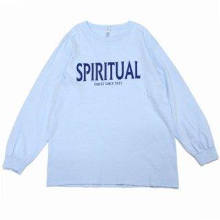 etavirp. エタヴァープ SPIRITUAL L/S TEE ロングスリーブ Tシャツ