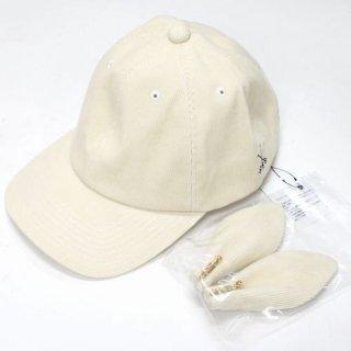 UNDERCOVER アンダーカバー 20AW コーデュロイミミ付CAP キャップ 蜘蛛巣城