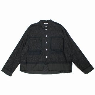 Midorikawa ミドリカワ 18AW ARMY SHIRT JACKET シャツジャケット