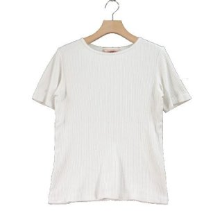 RHC Ron Herman ロンハーマン × FilMelange フィルメランジェ CLAIRE リブTシャツ