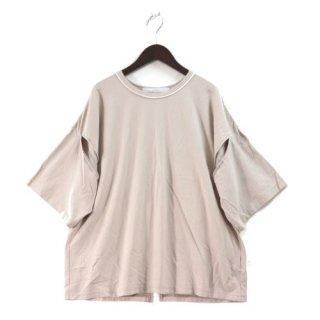 FRAMe WORK フレームワーク 20SS バックスリットBIG Tシャツ