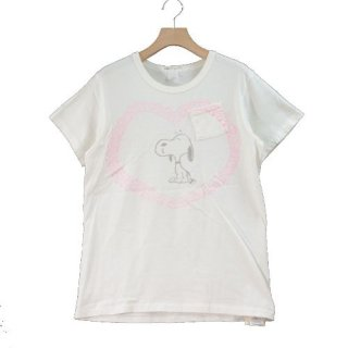 JACKSON MATISSE × Vintage PEANUTS スヌーピー ジャクソンマティス Tシャツ