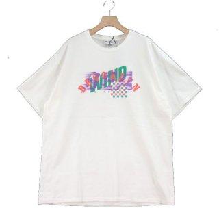 WINDANDSEA ウィンダンシー 21SS WDS (D.T.R.T) - Over lap Bklyn - Tee Tシャツ