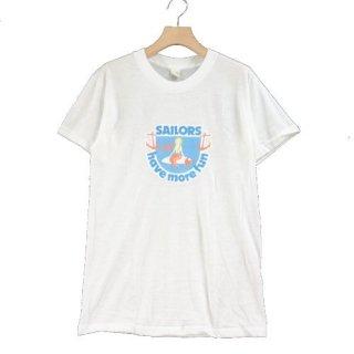 SPRUCE スプルース SAILORS have more fun Tシャツ