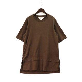 SUNSEA サンシー 19SS LAYERED T レイヤードTシャツ