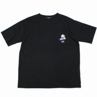 PARISSAINT-GERMAN パリ サンジェロマン 21SS リゾートグラフィック刺繍 Tシャツ