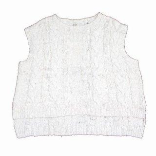 ikkuna suzuki takayuki イクナ スズキタカユキ 21AW knitted vest ニットベスト