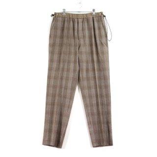 WELLDER ウェルダー 21SS Drawstring Trousers ドローストリング トラウザーズ パンツ