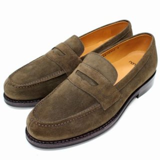 nonnative ノンネイティブ 21SS DWELLER LOAFER COW LEATHER ローファー