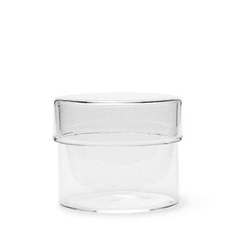 KINTO��SCHALE GLASS CASE�צ�100��H85