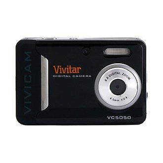 Vivitar「ViviCam 5050」PIANO BLACK