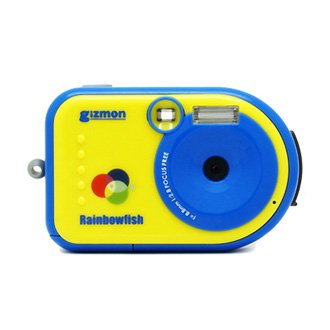 GIZMON「Rainbowfish」デジタルカメラ