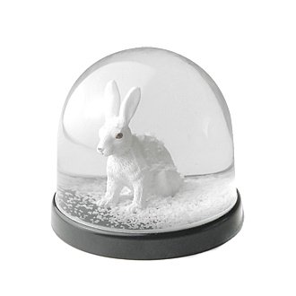 &K amsterdom「Wonderball」white rabbit