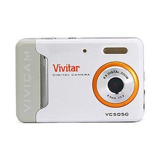 Vivitar「ViviCam 5050」PEARL WHITE