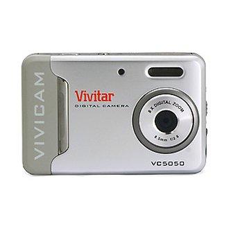 Vivitar「ViviCam 5050」SILVER