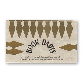 book darts ブックダーツ envelopes 真鍮 12pcs インテリア雑貨