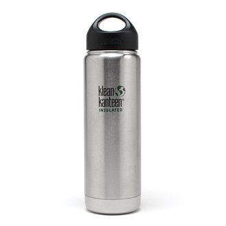 klean kanteen「INSULATED」592ml / brushed stainless