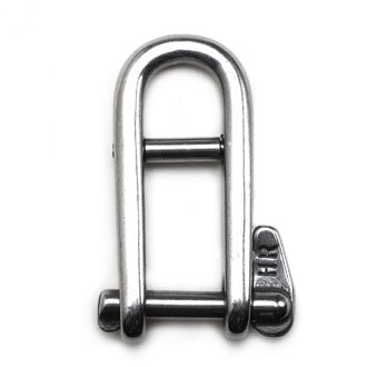 wichard「HR Key pin shackle」with bar