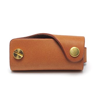 moca「Key Case 01」Camel