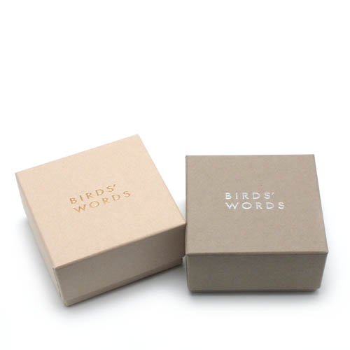 BIRDS' WORDS「BIRD TILE BROOCH」GIFT CASE / Grayのサブ画像3