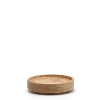 HASAMI PORCELAIN「Tray」8.5cm / Ash