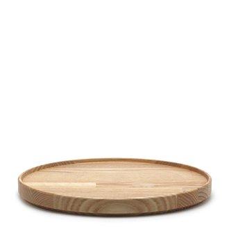 HASAMI PORCELAIN「Tray」22cm / Ash