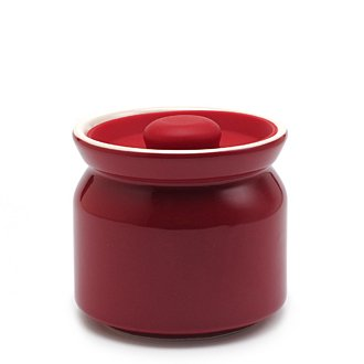 FUJIEI��Silicon Lid Jar 250��Strawberry