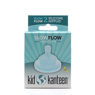klean kanteen「kid kanteen」SLOW FLOW / nipple 2 pack