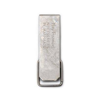 Tiny Formed「Tiny metal key clip」Silver
