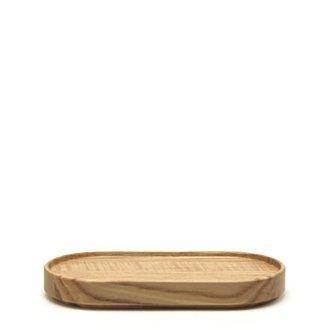 HASAMI PORCELAIN「Tray」17×8.5cm / Ash