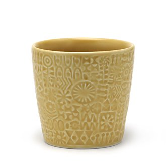 BIRDS' WORDS「PATTERNED CUP」Yellow