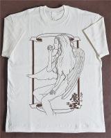魔王 オーガニック・コットン(有機栽培綿)Tシャツ 【白玉醸造/鹿児島県】