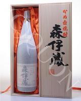 森伊蔵(純正桐箱入り)1800ml [25度] 芋焼酎 【森伊蔵酒造/鹿児島県】