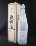 森伊蔵(純正化粧箱入り)1800ml [25度] 芋焼酎 【森伊蔵酒造/鹿児島県】