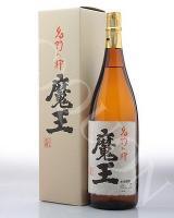 魔王(純正化粧箱入り)1800ml [25度] 芋焼酎 【白玉醸造/鹿児島県】