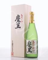 魔王(純正桐箱入り)720ml [25度] 芋焼酎 【白玉醸造/鹿児島県】