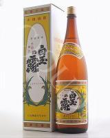 白玉の露(純正化粧箱入り)1800ml [25度] 芋焼酎 【白玉醸造/鹿児島県】