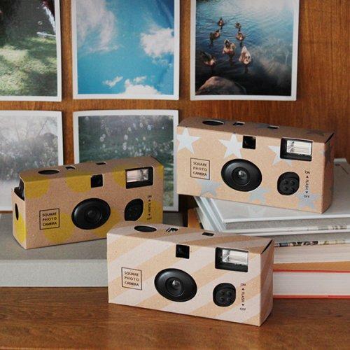 スクエアフォトカメラ(全3種)
