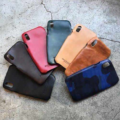 iPhone Xケース(全7色)