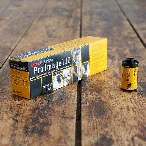 35mmフィルム「Kodak ProImage100」【36枚撮り】
