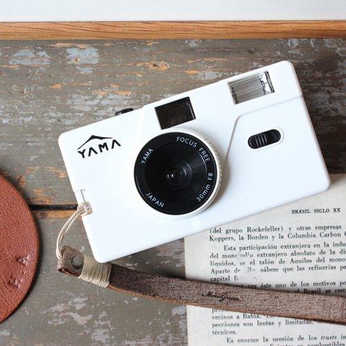 YAMA FILM MEMO M20 フィルムカメラ(全5色)