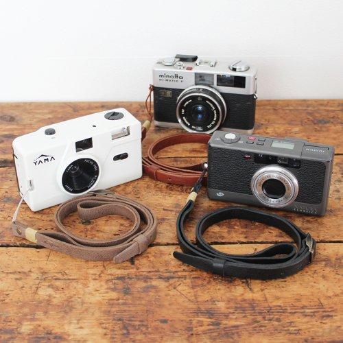 シングルカメラストラップ(全3色)