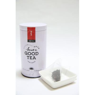 have a good tea 梅紅茶