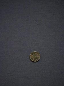 キングサイズきもの反物(ポリエステル) a-27  濃灰地