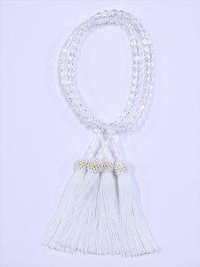 数珠(二連・二輪・二重) snt-11 白房