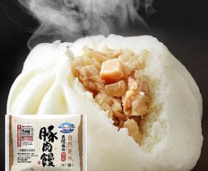 久保田 自然美味 特撰豚肉饅(冷凍)